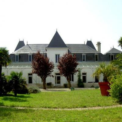 Le château du Mesnil - Saint Georges d'Oléron - charente-maritime