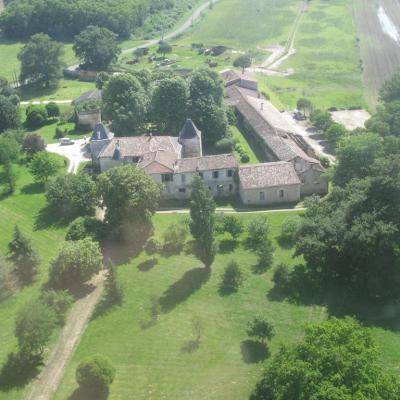 Le Domaine du Seudre - Saint-Germain-du-Seudre Charente-Maritime