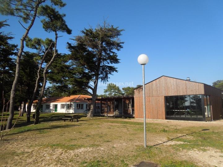 Le moulin d'Oléron Route des Huîtres