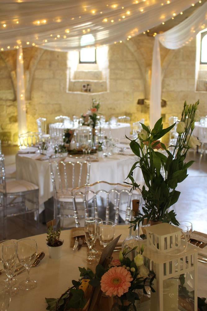 Ls reception abbaye de fontdouce saint bris des bois charente maritime 19