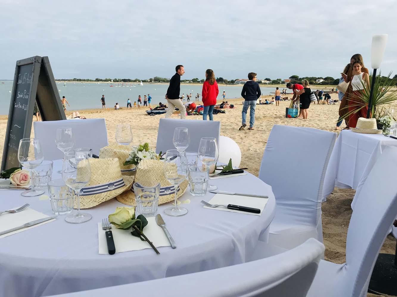 Ls reception la buvette de la plage ile d oleron charente maritime 16