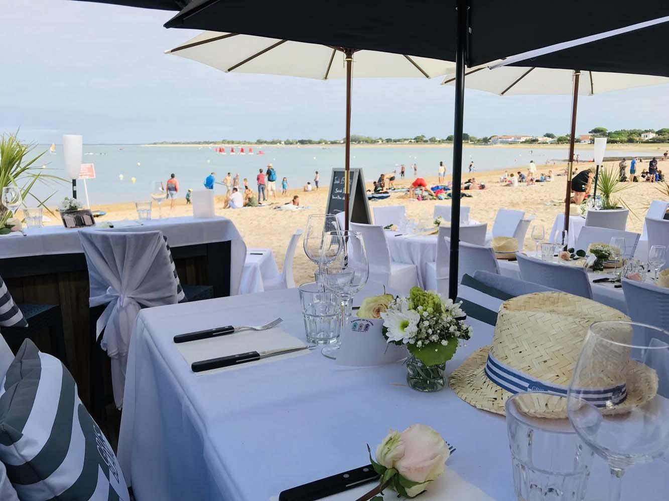 Ls reception la buvette de la plage ile d oleron charente maritime 8