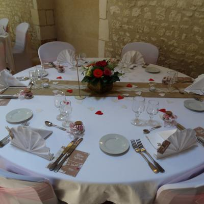 LS Réception - Le domaine du Seudre  - Saint Germain du Seudre Charente-Maritime (13)