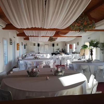 Salle de Maxime Pinard - Mariage Ile d'Oléron La Brée les Bains Charente-Maritime