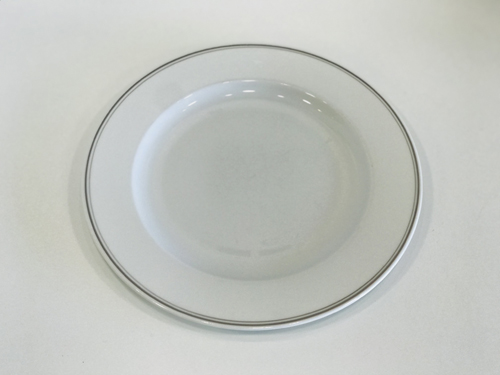 Assiette filet gris 20 cm ls reception ile d oleron la rochelle niort saintes royan ile de re charente maritime