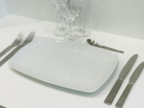 Assiette rectangle ls reception ile d oleron la rochelle niort saintes royan ile de re charente maritime 4