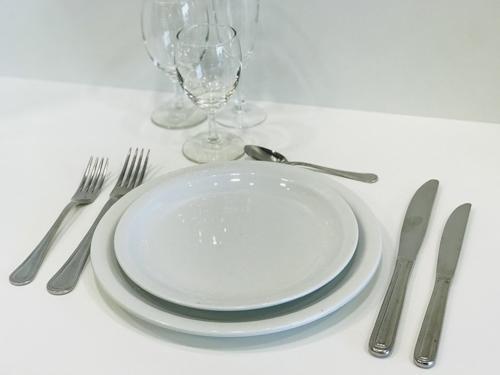 Assiettes gamme aska ls reception ile d oleron la rochelle niort saintes royan ile de re charente maritime 3 1