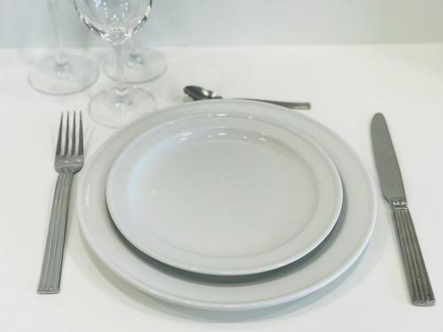 Assiettes gamme spirit ls reception ile d oleron la rochelle niort saintes royan ile de re charente maritime