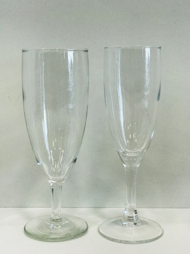 Duo flute a champagne napoli 10 et 15cl ls reception ile d oleron la rochelle niort saintes royan ile de re charente maritime 1