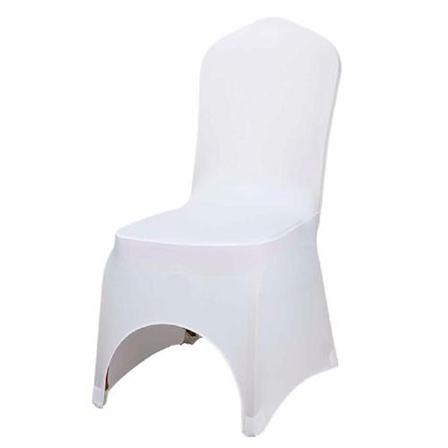 Housses de chaises pour chaise type miami blanche 500x500