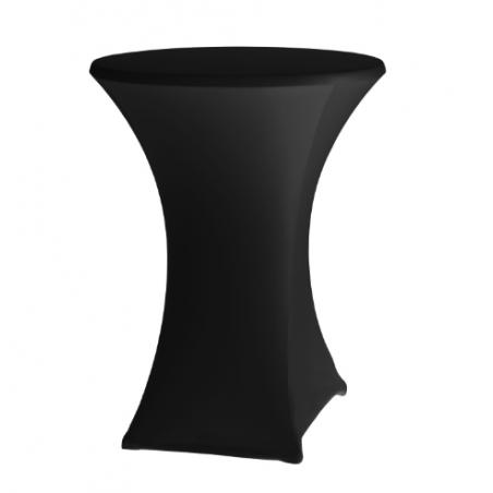 Ls reception france oleron niort la rochelle charente maritime location de mobilier mange debout housse noire 80 cm 500x500 jpeg