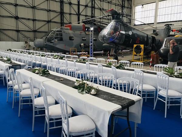 Ls reception musee de l aeronautique navale de rochefort rochefort charente maritime 4