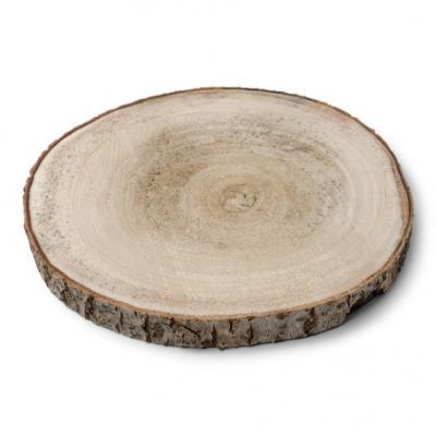 Rondin de bois 10x2cm