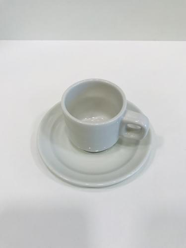 Tasse a cafe et sous tasse ls reception ile d oleron la rochelle niort saintes royan ile de re charente maritime 2