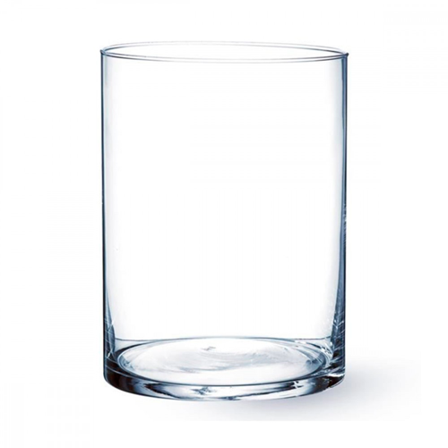 Vase cylindrique hauteur 24cm x 19cm diametre 500x500